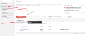Customer List Retargeting on Google
